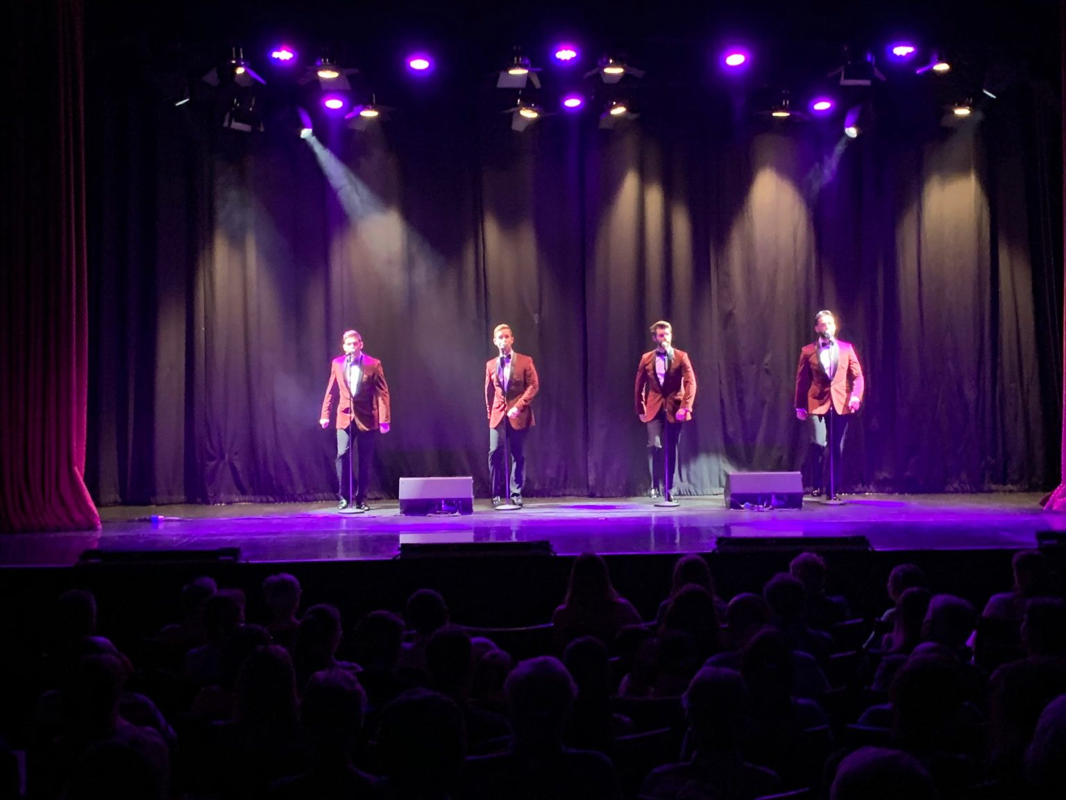 Jubilant About Bookings For The Jersey Boys Tribute